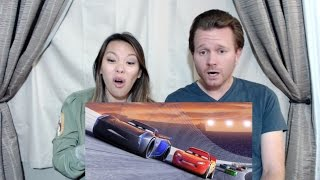 """Cars 3"" Extended Sneak Peek Trailer Reaction and Review"