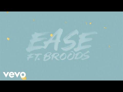 Troye Sivan - EASE (Lyric Video) ft. Broods