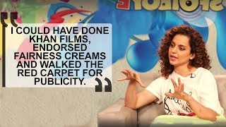 Kangana Ranaut Finally Breaks Her Silence On Haters Labelling Her 'Sob Story' As A Publicity Stunt