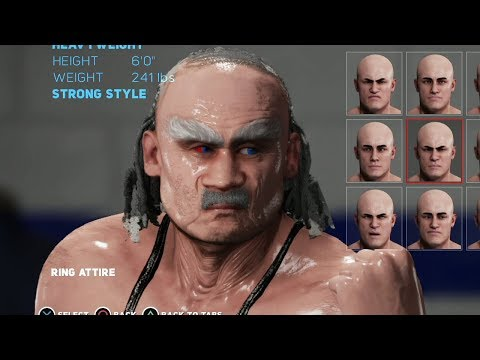 Xxx Mp4 NL Live WWE 2K18 MyPlayer The Creation Of Old Man Jenkins 3gp Sex