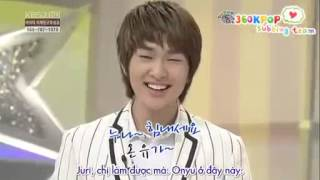 Onew - Noona fighting.avi