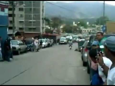 Caballito en Caracas