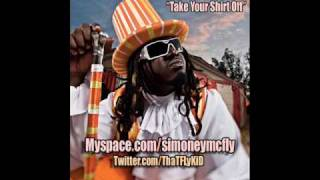 T-Pain - Take Your Shirt Off *NEW SINGLE* 2010