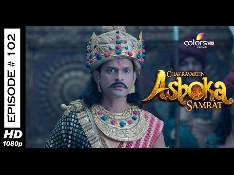 Chakravartin Ashoka Samrat - 23rd June 2015 - चक्रवतीन अशोक सम्राट - Full Episode (HD)