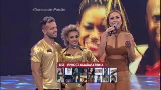 Ao som de Anitta e Ludmilla, casais disputam última etapa do Dance com Paixão