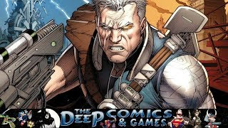 New Comic Book Day 5/31/17 The DeeP Comics and Games