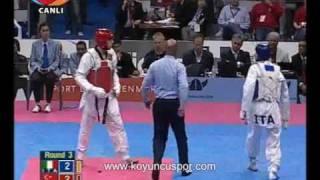 87kg Bahri Tanrikulu (TUR) vs (ITA) Carlo Molfetta (87kg Final)