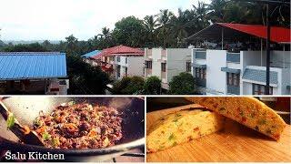 എന്റെ Sunday Half Day Vlog   No-Oven Tutti Frutti Cake   Naadan Thatt Kada Special   Salu Kitchen
