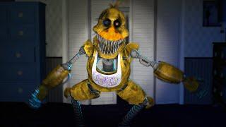 [FNAF SFM] Nightmare Chica Jumpscare