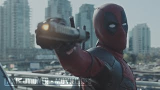 Deadpool |2016| All Fights Scenes [Edited]