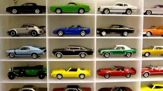 Johnny Lightning toy car collection