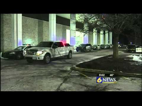 Teenage suspect arrested in Monroeville Mall sho