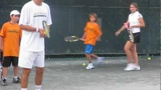 Bob Bryan at Dean Goldfine International Tennis Academy.dv