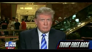 • Donald Trump Fires Back At Critics As Poll Numbers Skyrocket • 7/9/15 •