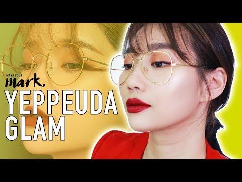 KOREAN BEAUTY YEPPEUDA GLAM (Make Your Mark Series Ep. 2) | Raiza Contawi