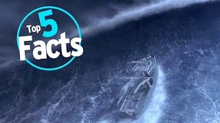 Top 5 Facts about the Bermuda Triangle