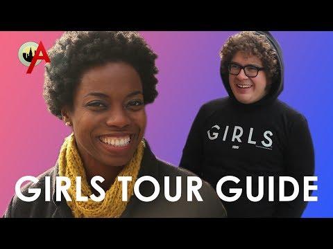Dream Jobs: HBO's GIRLS Tour ft. Sasheer Zamata
