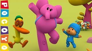 LETS GO POCOYO season 3   cartoons for children   60 minutes with Pocoyo! (3)