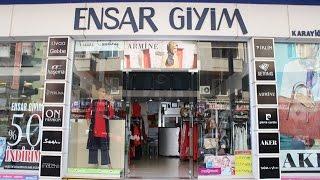 Ensar Giyim Firma Tanıtım Videosu | rehberOsmaniye com