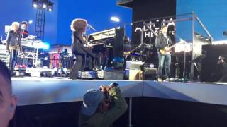 ALICIA KEYS & JOHN MAYER - IF I AIN'T GOT YOU GRAVITY COLLABORATION 2016 HERE IN TIMES SQUARE