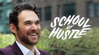 Joshua March Interview with School of Hustle Ep 1 – GoDaddy