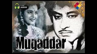 Ek Do Teen Char ...Muqaddar...1950...Singer...Kishore Kumar,Asha Bhosle.