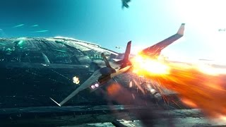 INDEPENDENCE DAY: RESURGENCE Official Trailer #2 (2016) Jeff Goldblum Sci-Fi Action Movie HD