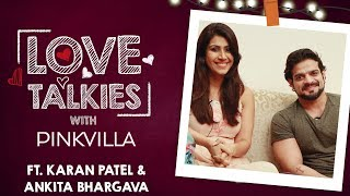 Yeh Hai Mohabbatein fame Karan Patel and wife Ankita Bhargava make arranged marriage so much fun