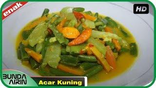 Acar Kuning Resep Masakan Indonesia Rumahan Enak Mudah Simpel Recipes Indonesia Bunda Airini