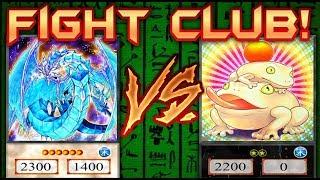 Yugioh Fight Club #6 - TOADS vs SERPENTS! (Competitive Yugioh) S2E6