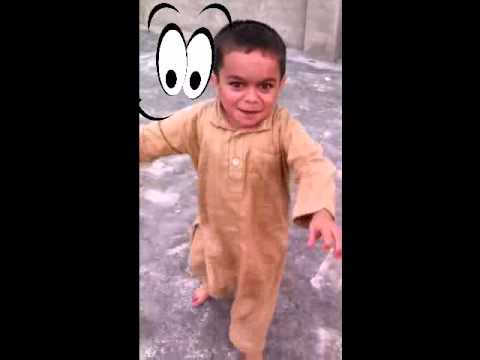 Cute Pakistani Kid Dance On The Song
