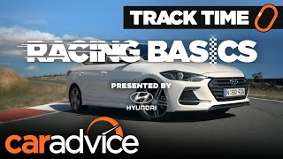 Racing Basics - Episode Three: Shifting | A CarAdvice Feature