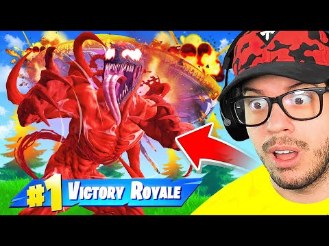 New SEASON 8 Mythic Weapons Map Changes and Winning Umbrella Fortnite