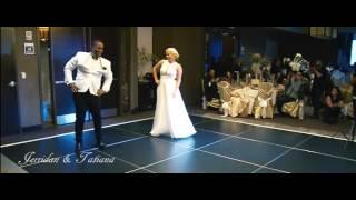 Surprise First Wedding Dance (Bride & Groom)