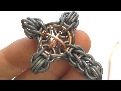 как самим сделать заводные кольца