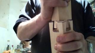 Impossible dovetail attempt