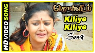 Kollidam Movie Climax Scene | Luthiya awaits Nesam Murali | Kiliye Kiliye Song | Murali is killed