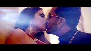 Mika Singh KISSES a Canadian model | Billo