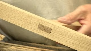 How to make a Mortise and Tenon Joint - The Three Joints - with Paul Sellers