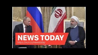 News Today - Cracks in the Russian-Iranian Alliance open options for Trump   The comments page