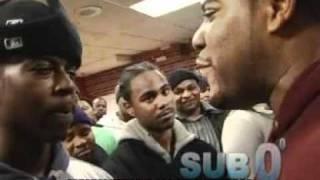 Charlie Clips vs Tay Roc FULL Battle