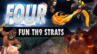 FOUR FUN TH9 3-STAR STRATEGIES