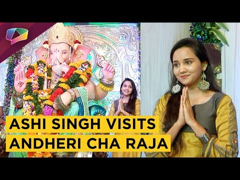 Xxx Mp4 Ashi Singh Visits Andheri Cha Raja For Ganpati Darshan Ganesh Chaturthi 2018 3gp Sex