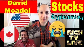RICH TV LIVE Interview with David Moadel