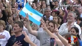 Vamos A Volver! Tema Oficial. Abre Resistiendo Con Aguante Tv!, El Canal Del Pueblo Para El Pueblo!