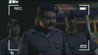 Mess with police funny scene  from bangla natok