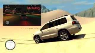 تحدي هجوله بين GTA IV vs LFS Drifting 4