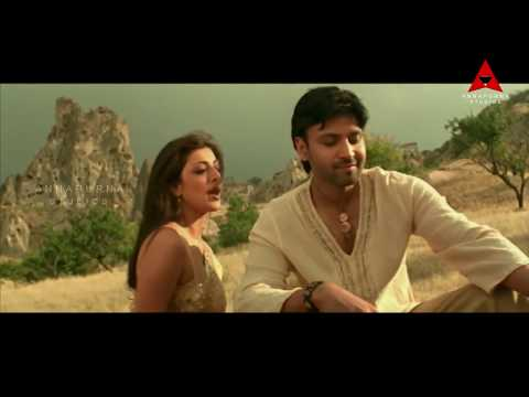 Andalane andistha video song - Pourudu Movie -  Sumanth,  Kajal Agarwal