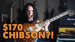 $170 CHIBSON Les Paul! - Demo / Review