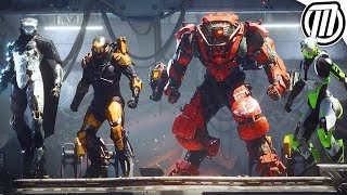 ANTHEM Campaign Gameplay (FULL GAME LAUNCH) - PC 60fps